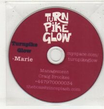 (ET763) Turn Pike Glow, Marie - DJ CD