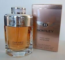 BENTLEY FOR MEN INTENSE 100ml  Eau de Parfum NEU Folie