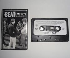 Rare Cassette THE Paul Collins BEAT Live`1979 Two Shows On One Tape - Power Pop