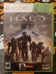 Halo Reach (Xbox 360, 2010) Factory Sealed rare!