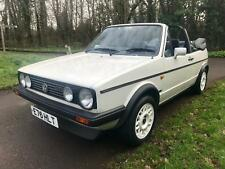 1988 Volkswagen MK 1 Golf 1.8 GTI Convertible **** DEPOSIT TAKEN ****