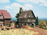 Vollmer Z 49530 / 9530 Half-Timbered Village House Building Kit *NEW *in USA