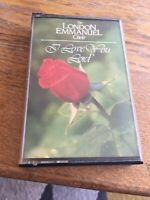 LONDON EMMANUEL CHOIR - I LOVE YOU LORD CASSETTE - BARGAIN PRICE!