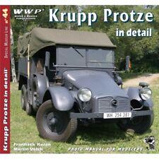 Krup Protze in detail, R044 WWP, František Kořán, Martin Velek