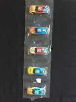 NASCAR Toy Cars Set Of 5 #43 Richard Petty Promotional Cheerios Reces