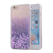 Dynamic Liquid Glitter Quicksand Soft TPU Case Cover For iPhone 8 7 6S Plus 6 5s