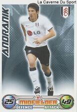 TEYMOURIAN ANDRANIK # IRAN FULHAM.FC CARD ABU MOSLEM PREMIER LEAGUE 2009 TOPPS