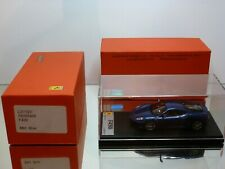 LOOKSMART LS112C FERRARI F430 - BLUE METALLIC 1:43 - EXCELLENT IN BOX