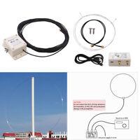Popular Active Loop Receiving Antenna MLA-30+ for Medium Wave Shortwave Radio