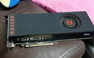 AMD Radeon RX VEGA 64 8GB Reference edition -  Good Condition - Black, Rare