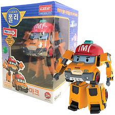 Robocar Poli Mark Robot Car Toy Transforming Characters Children's Kids Gift