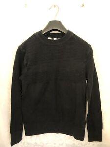 (66) Mend TOPMAN Black Jumper Size XS