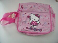 HELLO KITTY PINK MAIL BAG - FIT LAPTOP - SHOULDER BAG    NEW