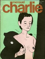 """CHARLIE MENSUEL N°94 / novembre 1976"" MUNOZ - SAMPAYO : ALACK SINNER"