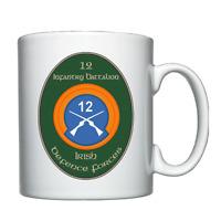 12 Infantry Battalion, Irish Defence Forces - Mug