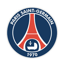 Sticker PSG Paris Saint Germain FOOT - 9cm x 9cm