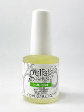 Harmony Gelish Nourish Nail Cuticle Hydrating Natural Oil Treatment 15ml / .5 oz