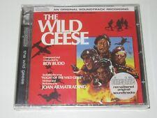 ROY BUDD/THE WILD GEESE - OMP SOUNDTRACK(CINEPHILE CIN CD 014) CD ALBUM