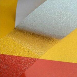 Cinta Adhesivo Antideslizante Slip Áspero Para Escaleras Transparente