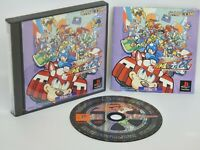 ROCKMAN BATTLE and CHASE Megaman Ref 1620 PS1 Playstation Japan Game p1