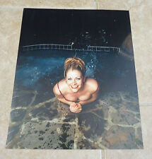 Melissa Joan Hart Hollywood Sexy 10x12 Coffee Table Book Photo Page
