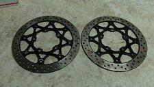 06 Suzuki M109R M109 R VZR 1800 Boulevard front brake rotors disks