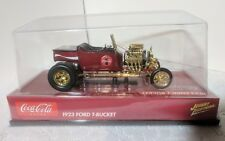 RC2 Johnny Lightning JL CocoCola 1923 Ford T Bucket Coke Delivery 1:18 Die-cast