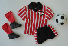 Barbie/KEN Clothes/Fashion/Athletic Soccer Outfit NEW!