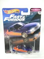 Hot Wheels Nissan Silvia Fast and Furious Rewind Real Riders NEW 1/64 Diecast