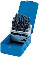 DRAPER EXPERT 25 PIECE METRIC HSS TWIST DRILL SET 1MM - 13MM 43696
