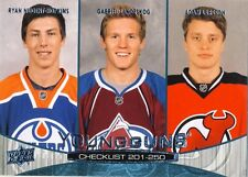 11-12 NUGENT-HOPKINS LANDESKOG LARSSON YOUNG GUNS #250