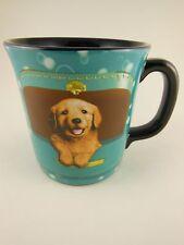 Beautiful Yellow Labrador Mug Keith Kimberlin New in Box