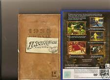 INDIANA JONES GLI IMPERATORI Tomba PS2 PLAYSTATION 2 RARA PS 2