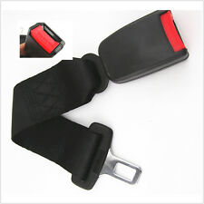 """34CM / 13in Auto Seat belt Extender TYPE A 7/8"""" Buckle Improves Comfort safety"""