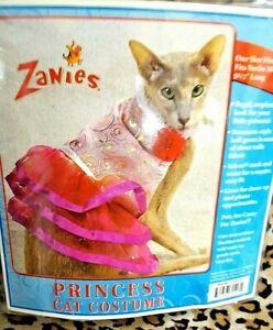 2134331513 Zanies Princess cat costume, halloween pet costume