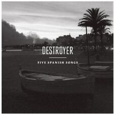 Destroyer, The Destroyer - Five Spanish Songs [New CD]