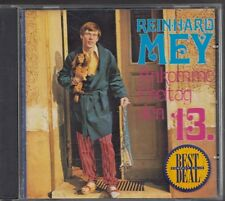REINHARD MEY Ankomme Freitag Den 13. 1969-1987 CD INTERCORD LABEL RARE 1st PRINT