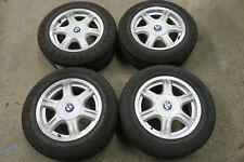 Original BMW Alufelgen E36 E46 1181483 Styling 10 7 x 15 ET47  205 60 _HKS100