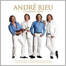 Andre Rieu Celebrates Abba [Audio CD] Rieu, Andre