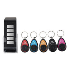5 in 1 Wireless Lost Key Finder Locator Alarm Keychain 40m R6V7