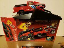 Mattel Speed Blaster 4 On The Floor Datsun Toy Pick Up