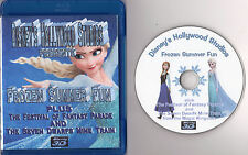 """Disney Hollywood Studios """"Frozen Summer Fun"""" and More...2014...in 3D"""