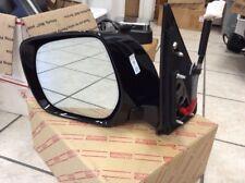 13 14 15 Lexus LX570 Mirror BLACK OEM LEFT SIDE Warranty refund $150