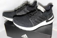 New Men's Adidas UltraBOOST 19 Black G54009 Running Shoes US 11.0 D