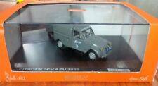 CITROEN 2CV AZU 1955 PNEU MICHELIN NOREV 2 CV 1/43 PROMOTIONNEL FOURGONNETTE