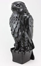 Maltese Falcon Statuette Full Size Prop Statue cast in Black Resin NOT PLASTER