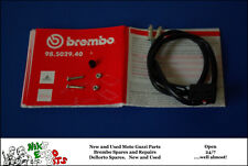 MOTO GUZZI   BREMBO PS13-16   FRONT BRAKE MICRO SWITCH - WITH SUBLOOM