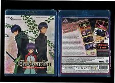 Hakkenden: Eight Dogs of the East - Season 1 Collection-Brand New 2-Disc Blu-ray