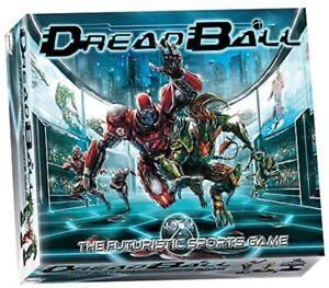 DreadBall 2nd - Sports Blood Bowl Mantic Strategy Game - 29x Miniature - NEW