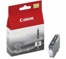 Canon Original Inkjet Cartridge CLI-8BK